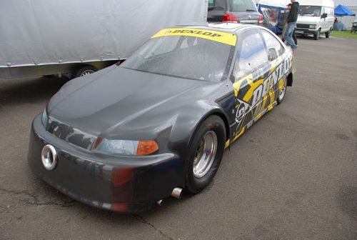 Hot Rod Honda Civic