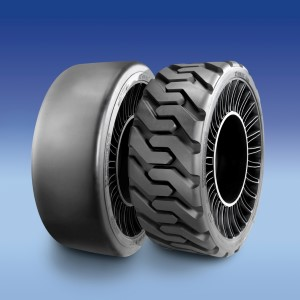 Opona niepneumatyczna Michelin-X Tweel Turf SSL All Terrain and Hard Surface