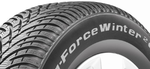 BFGoodrich g-Force Winter 2 BFGoodrich g-Grip Winter2 bok