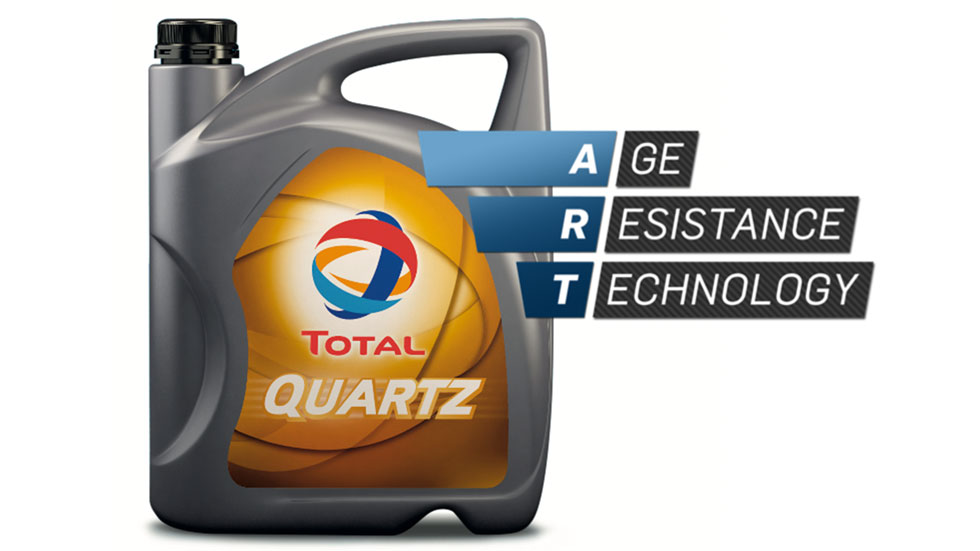 Olej Total Quartz Age Resistance Technology
