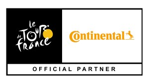 Continental oficjalnym partnerem Tour de France