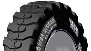 Opona Michelin Power Digger