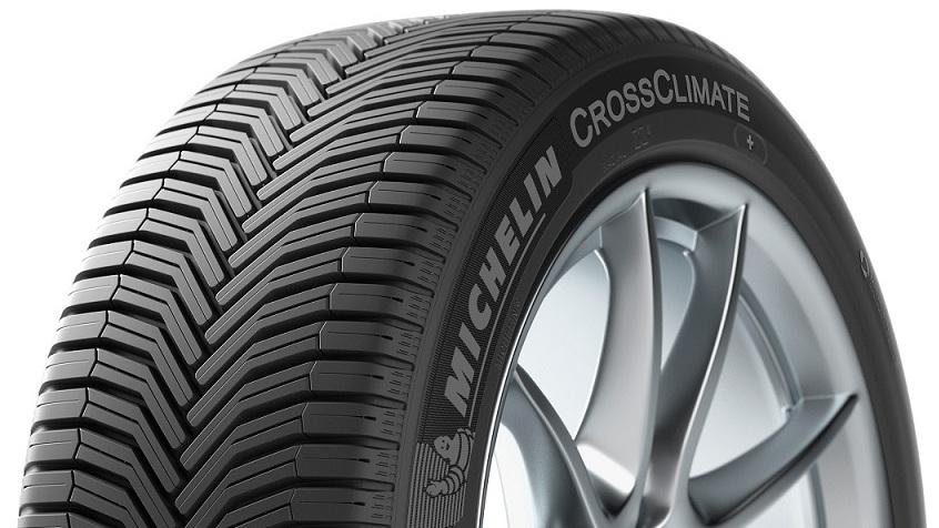 Nowe rozmiary Michelin CrossClimate+